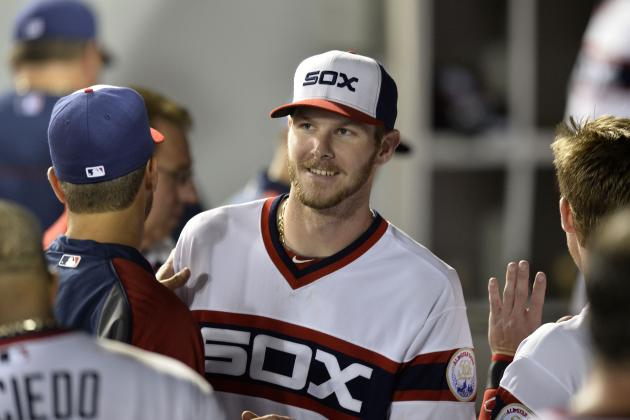 Why Is Chicago White Sox Left-Hander Chris Sale Sprinting to the Finish?