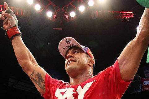 White Rips Media for Belfort Rumors