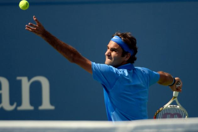Roger Federer vs. Carlos Berlocq: Score and Recap from 2013 US Open