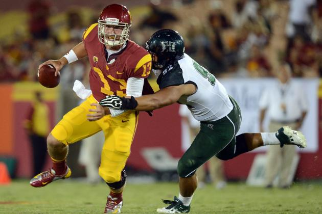 USC vs. Hawaii: What We Need to See from the Trojans in Week 1