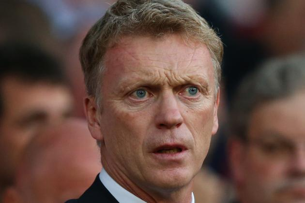 What Manchester United's Champions League Draw Means for David Moyes
