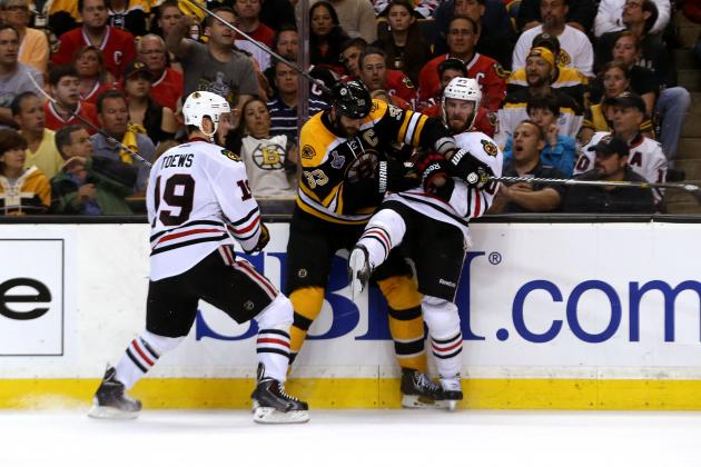 Will Boston Bruins Avoid Stanley Cup Hangover in 2013-14 Season?