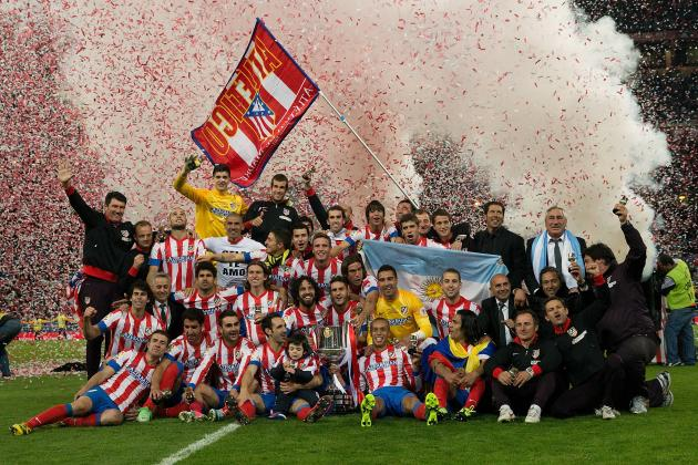 Copa Del Rey 2013: Atletico Madrid in Prime Position to Repeat