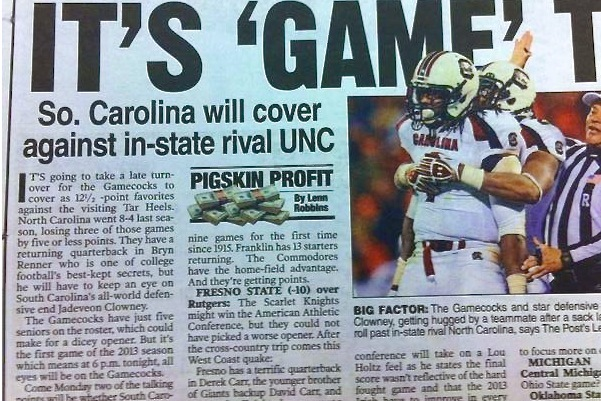 New York Post Doesn't Know Difference Between North and South Carolina