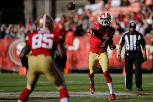 Breaking Down How to Stop Colin Kaepernick and the San Francisco 49ers Offense
