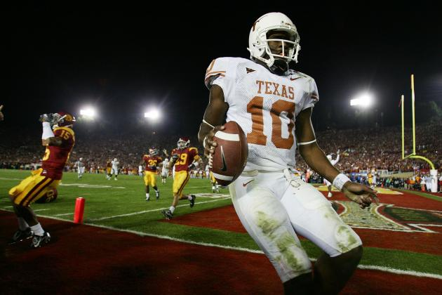 We Remember: Vince Young's Incredible 2006 Rose Bowl Performance