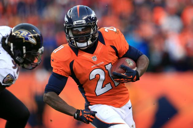 Breaking Down the Denver Broncos Competition at Running Back