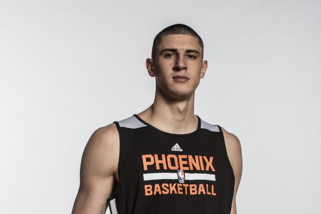 First Round Pick Alex Len Signs with Suns