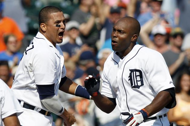 Torii Hunter Hits Clutch Walk-off Home Run as Tigers Shock A's in 9th