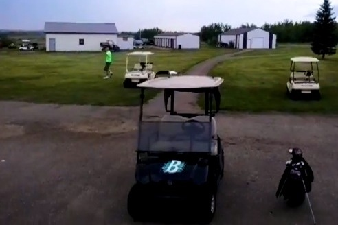 When Going Golfing Goes Wrong
