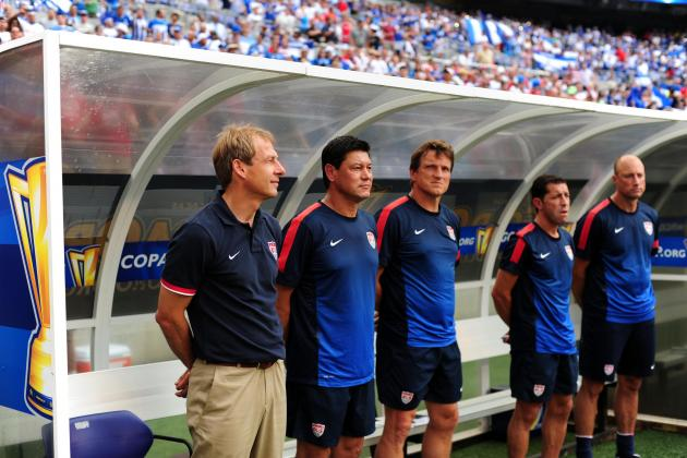 USMNT: The Whys and Wherefores of Klinsmann's September Qualifier Roster