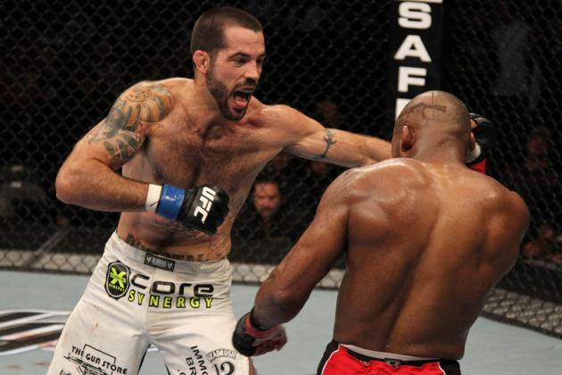 Matt Brown vs. Tarec Saffiedine Targeted for December UFC Event