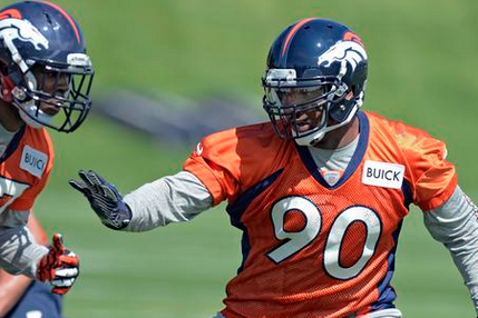 Broncos' Shaun Phillips' $120,000 Car Stolen in Denver