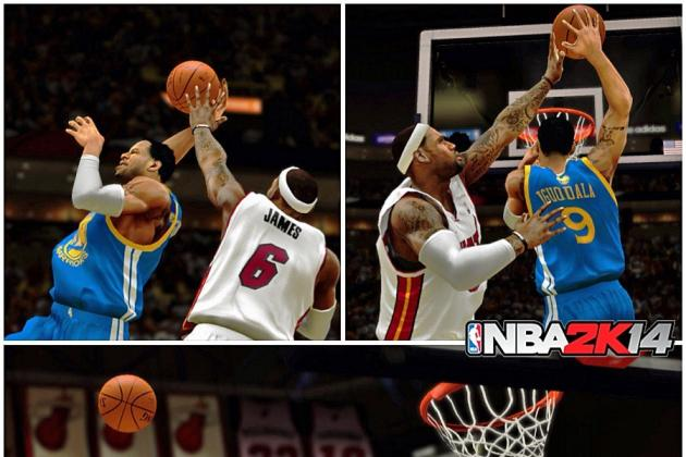 NBA 2K14: Latest Trailer Displays Commitment to Improved Gameplay