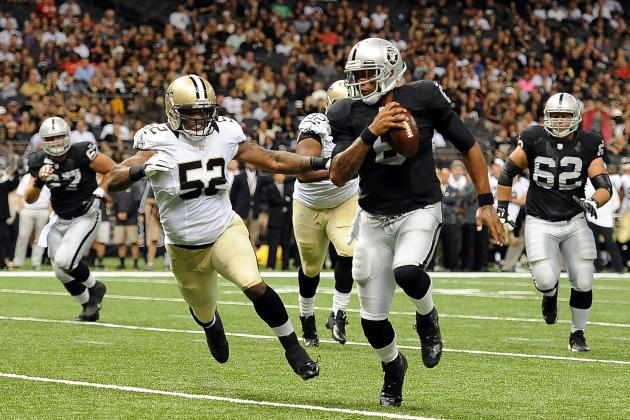 Oakland Raiders vs. Seattle Seahawks Live Blog: Play-by-Play Analysis, Reaction