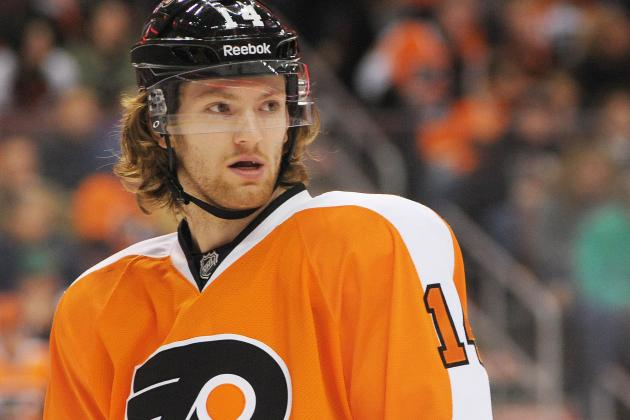 Why Sean Couturier Improvement Is the Key for Flyers to Return to Playoffs