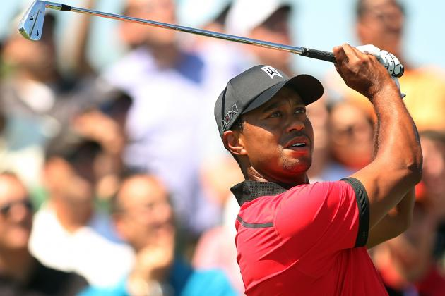 Tiger Woods Needs Win at TPC Boston Pro-Am to Recover Momentum