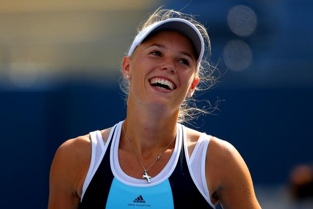 Caroline Wozniacki vs. Chanelle Scheepers: Score and Recap from 2013 US Open