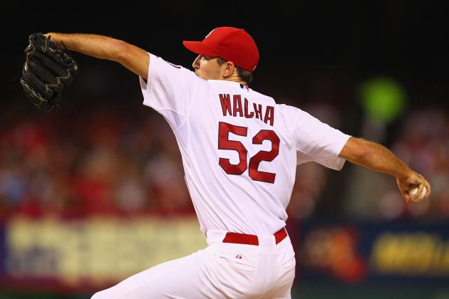 Cards Option Wacha, Blazek to Minors, Leave Spot Open