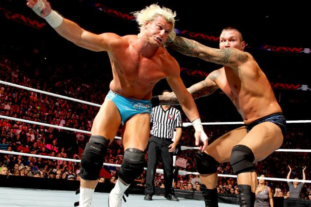 Dolph Ziggler Says He's 'Sick' of WWE Always Backing Randy Orton