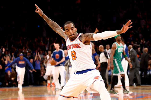 The NY Knicks' Case for Having the Deepest Bench in the NBA