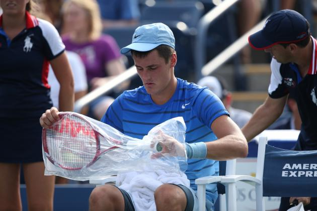 US Open Tennis 2013 Scores: Most Surprising Upsets from 2nd Round