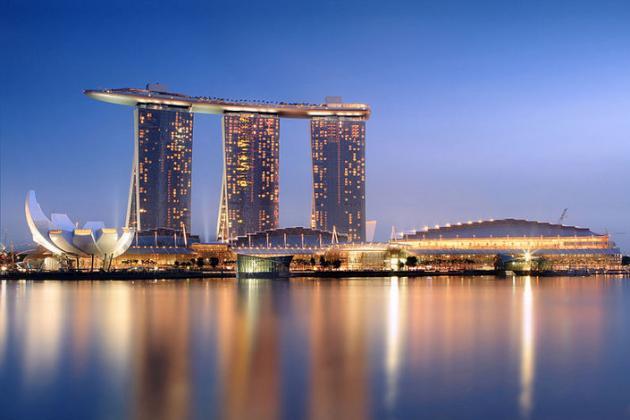 UFC Announces Singapore MMA Debut on Jan. 4