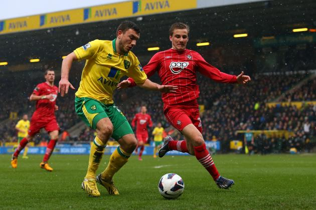 Norwich City vs. Southampton: Date, Time, Live Stream, TV Info and Preview