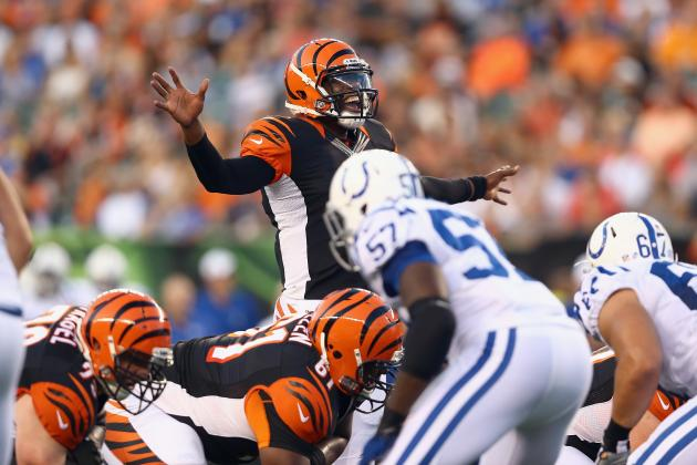 Colts vs. Bengals: Live Score, Analysis for Cincinnati