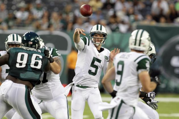 Philadelphia Eagles vs. New York Jets Live Blog: Play-by-Play Analysis, Reaction