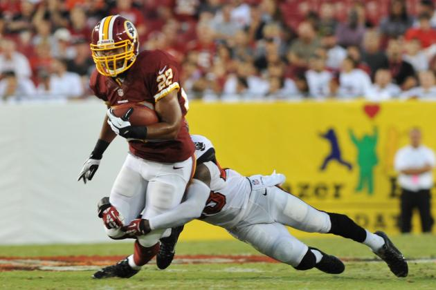 Washington Redskins vs. Tampa Bay Buccaneers: Score, Analysis for Washington