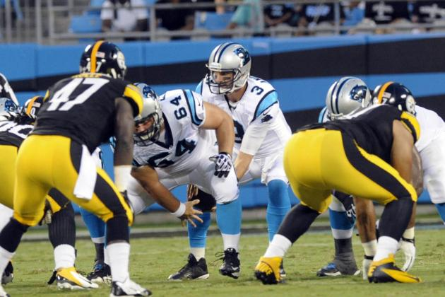 NFL Preseason: Live Score, Highlights, and Analysis for Steelers vs. Panthers
