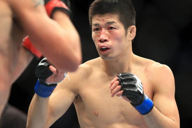 Hatsu Hioki's Future with the UFC Uncertain After Third Consecutive Loss