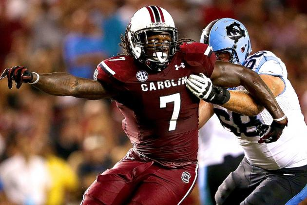 UNC vs South Carolina: Live Score, Highlights and Reaction