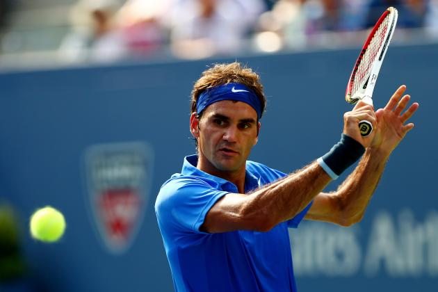 Roger Federer Will Breeze to Quarterfinals at US Open