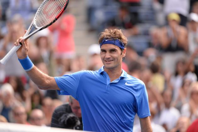 US Open Tennis 2013: Day 4 Scores, Results and Recap