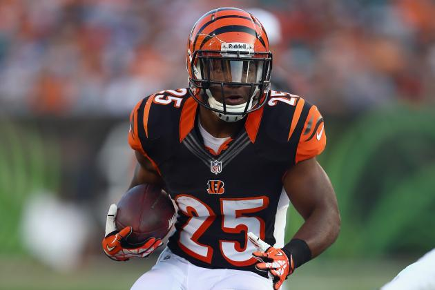 Cincinnati Bengals' Preseason Run Game Is Their Newest Dangerous Weapon