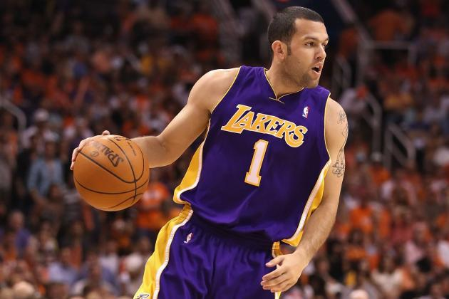 Why Jordan Farmar Will Steal Lakers' Backup PG Role from Steve Blake