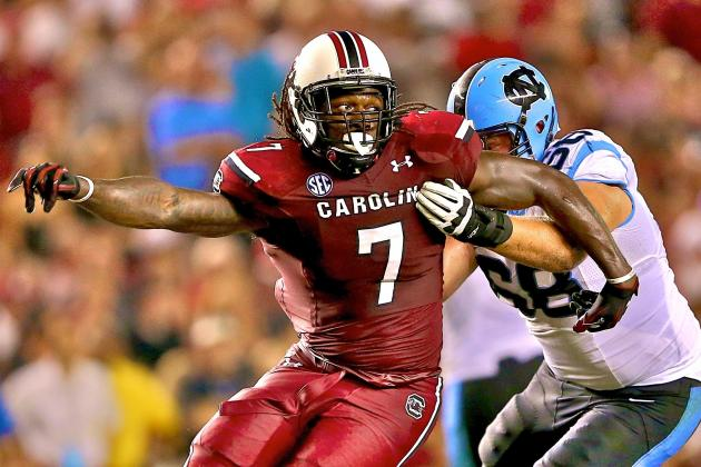 North Carolina vs. South Carolina: Score, Grades and Analysis
