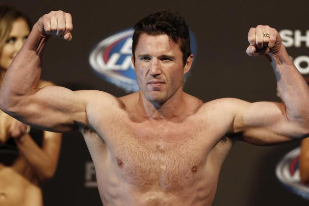 Chael Sonnen Asks Rashad Evans If He's Available for UFC 167