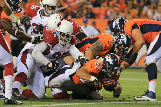 Robinson Shines in Broncos' 32-24 Loss to Cards