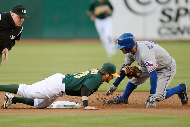 Why the A's Have the Advantage over the Rangers Heading into Final Month