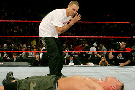 WWE's Best There Never Was: Kevin Federline Was a Natural Heel