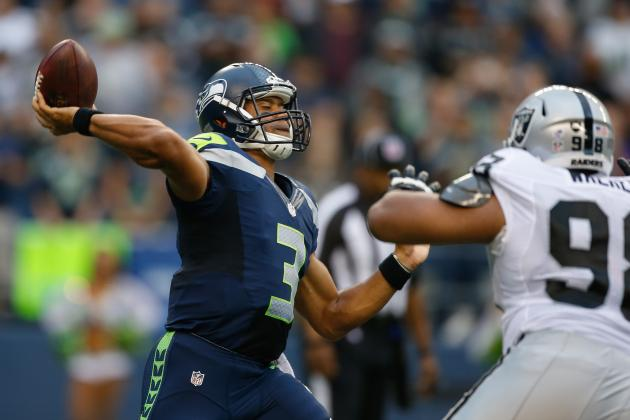 Seattle Seahawks vs. Oakland Raiders Live Blog: Drive Analysis and Reactions
