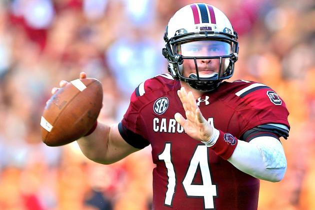 North Carolina vs. South Carolina: Gamecocks Aren't Pretty, but Always Effective