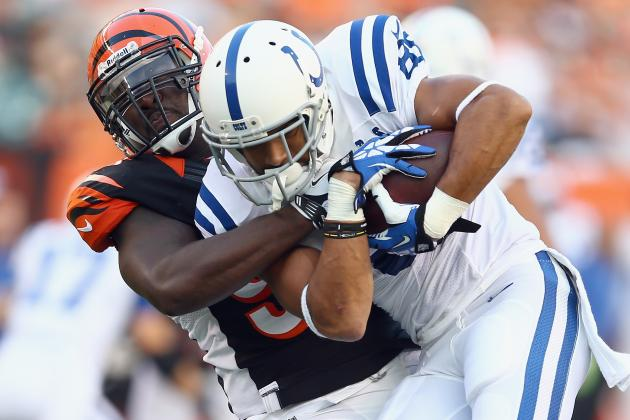 Few Colts Reserves Take Advantage of Opportunities in 27-10 Loss