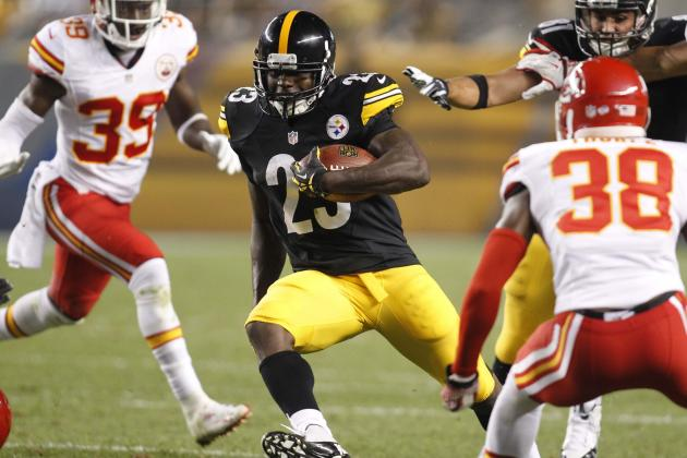 Steelers Finish Preseason Winless