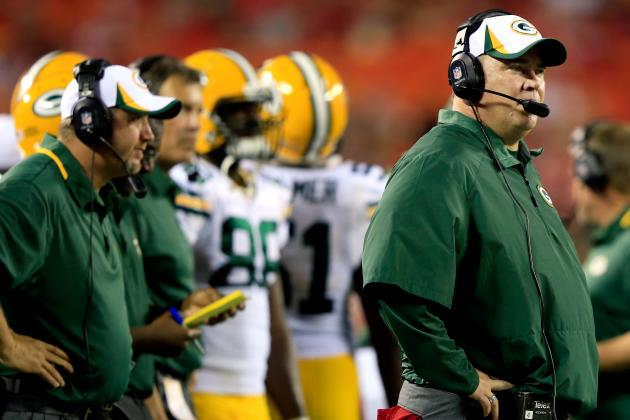 Packers Offense Sputters in Another Preseason Loss