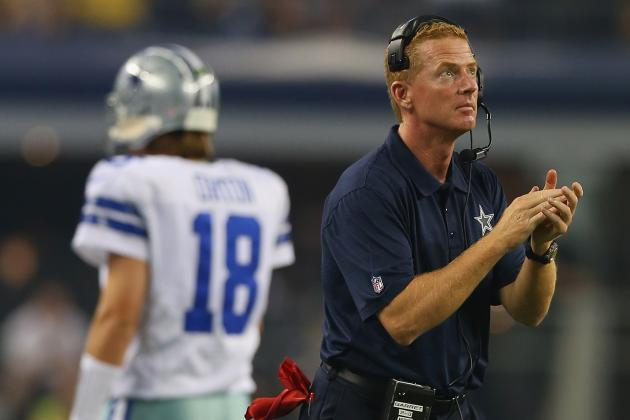 Cowboys' Backups Run over by Texans in Preseason Finale