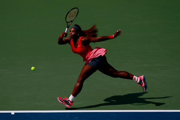 US Open Tennis 2013: Breaking Down How Top Stars Performed on Day 4